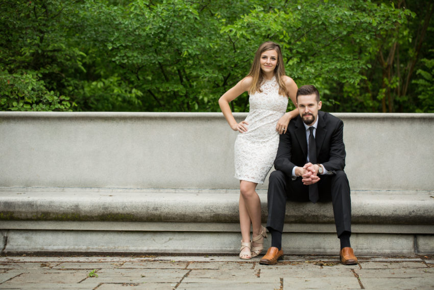 Best Engagement Photos in Milwaukee Lake Park