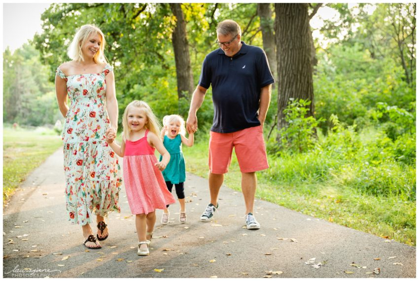 Waukesha Family Portrait by LauraJane Photography